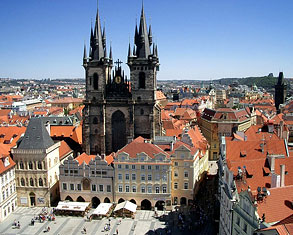 photo of Prague